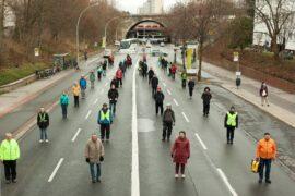 Für bessere Radinfrastruktur entlang der Salzdahlumer Straße