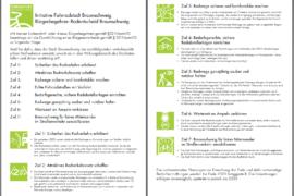 7 Ziele für Braunschweig vorgestellt