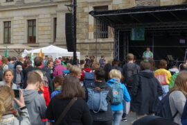 8000 Demonstranten bei Fridays for Future in Braunschweig