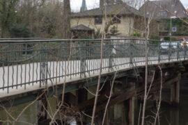 Neubau der Sidonienbrücke wird zu schmal