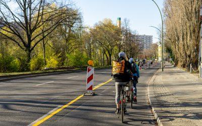 Fahrradstadt unterstützt Aufruf an Verkehrsministerium