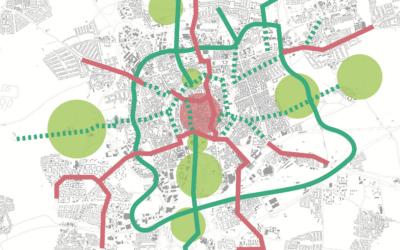 Offener Brief: Gelegenheit für temporäre Radspuren und offene Straßen nutzen