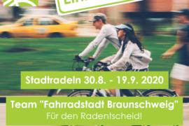 Offenes Stadtradeln-Team für eine echte Fahrradstadt
