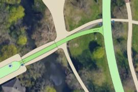 Planungsvorschlag für die Sidonienbrücke